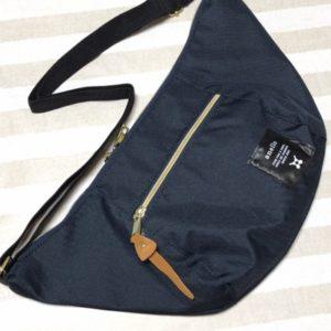 ママバッグの2個持ちにおすすめなアネロのショルダー